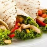 Reteta de shaorma vegetariana