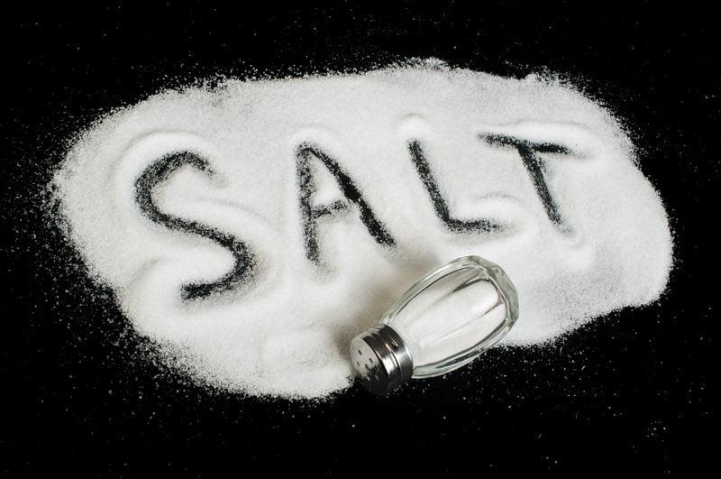 Excesul de sare