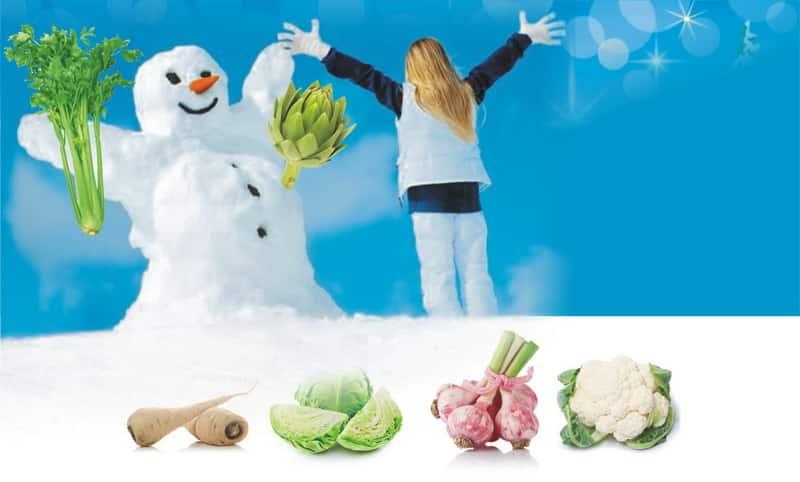 Afla care sunt cele mai bune legume pentru iarna!