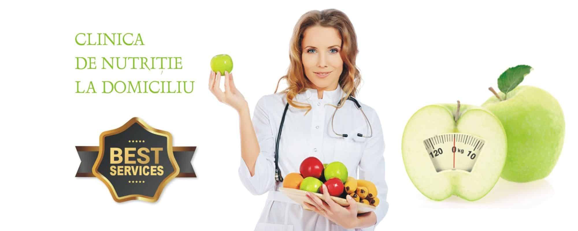 Dietalia, clinica de nutritie in Bucuresti si Ilfov