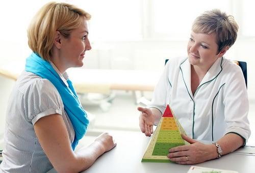 Psihonutritionist, Consiliere psihologica la clinica de nutritie Dietalia