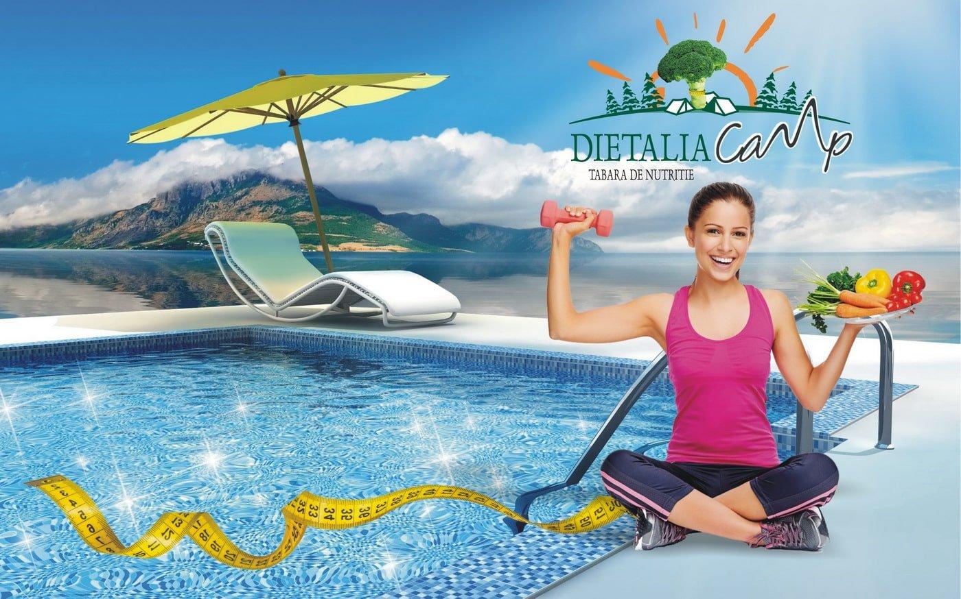Banner Dietalia KiLow BootCamp la mare