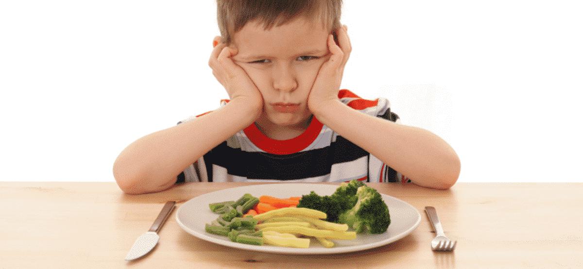 Nutritionist pentru copii mofturosi