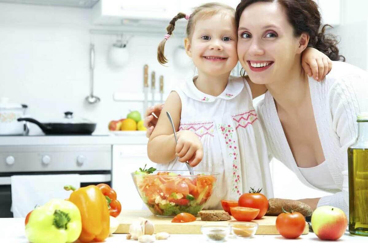 Nutritionist pentru copii la domiciliu, oferit de clinica de nutritie Dietalia