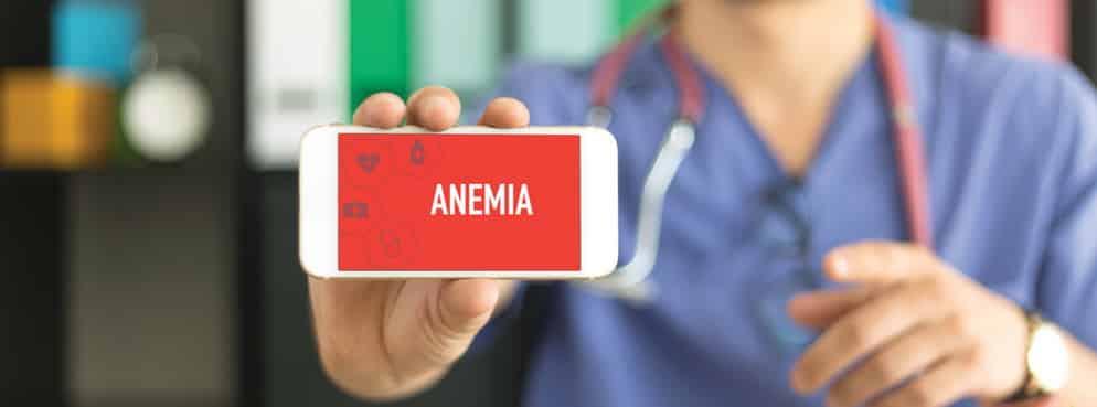 Dieta in anemia nutritionala