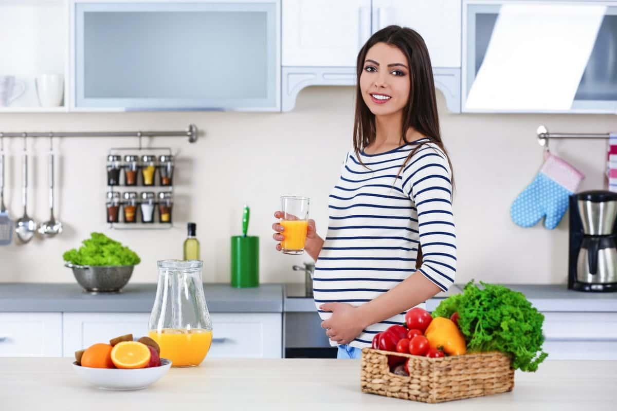Workshop Dietalia pentru gravide