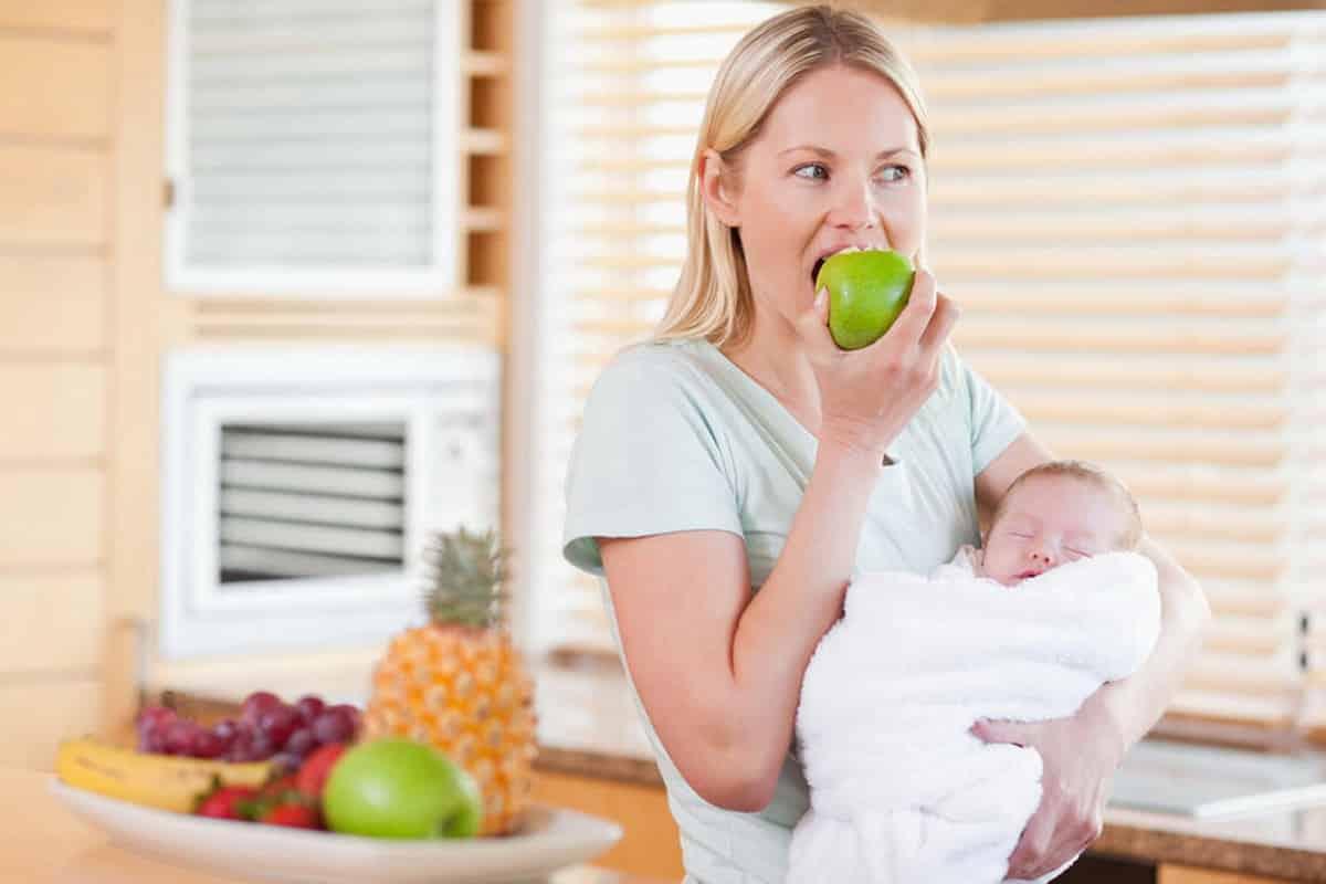 Workshop Dietalia - Nutritia mamei in perioada alaptarii