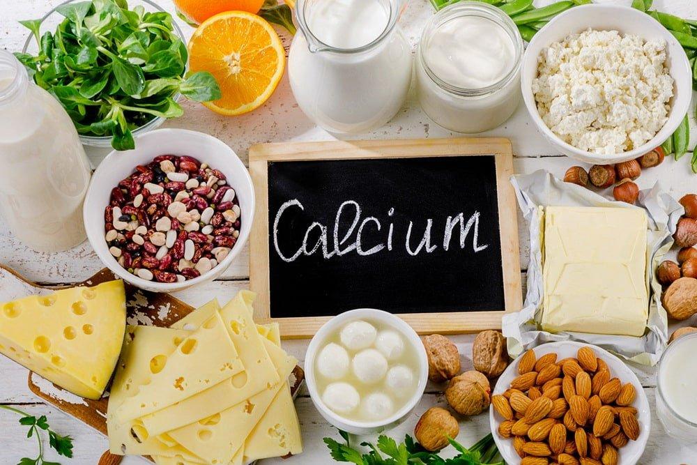 Cele mai bune alimente bogate in calciu, pentru oase si articulatii puternice