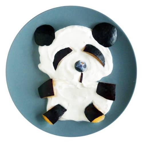 Mancaruri haioase cu animale - panda