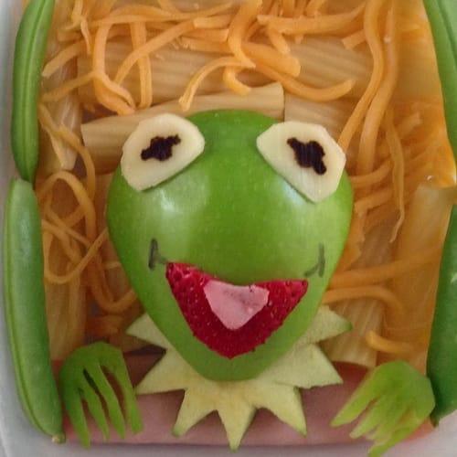 Mancaruri haioase cu personaje - Kermit