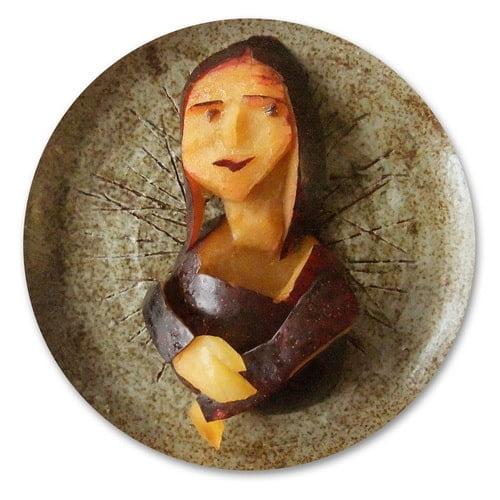 Mancaruri haioase cu personaje - Mona Lisa