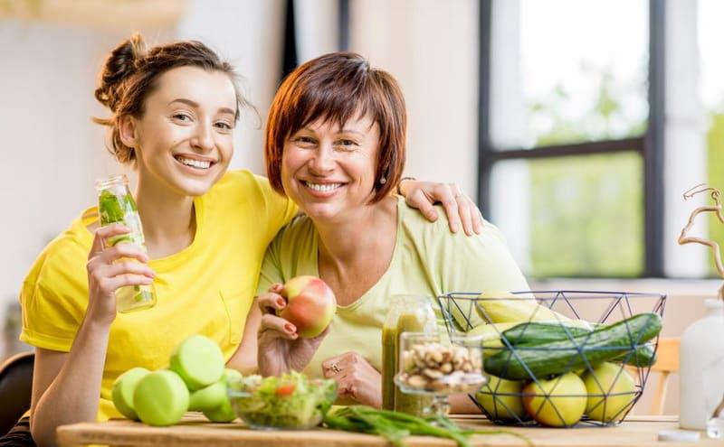 Alimente pentru dereglarile hormonale, recomandate de medicii de la Clinica de nutritie Dietalia