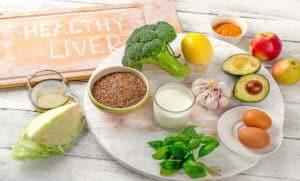 Alimente pentru ficatul lenes, recomandate de medicii de la Clinica de nutritie Dietalia