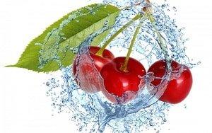 Ciresele - fructe cu efect terapeutic