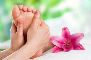 Reflexoterapie la domiciliu oferita de Clinica Dietalia