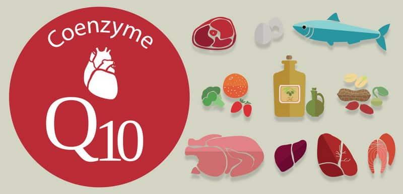 Coenzima Q10 pentru inima
