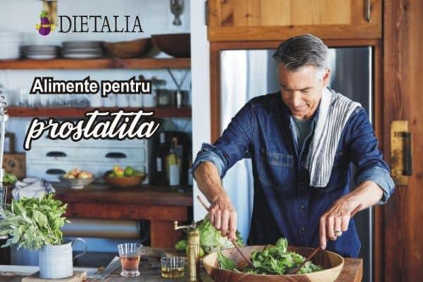 Alimente pentru prostatita cronica dieta
