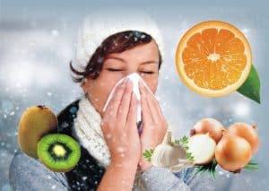 Alimente cand curge nasul
