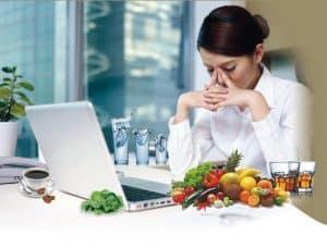 Alimente contra oboselii