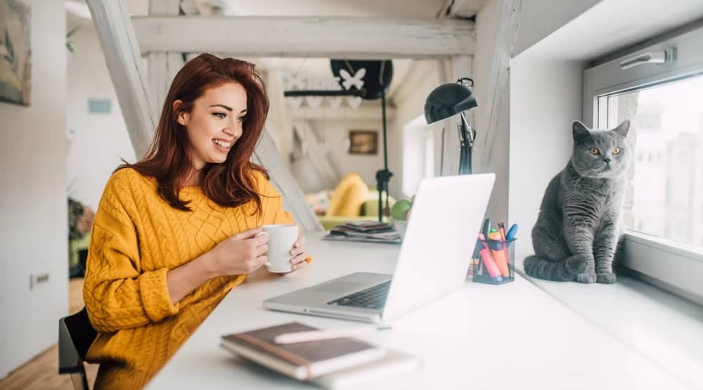Cum stimulezi angajatii care lucreaza de acasa sa ramana productivi